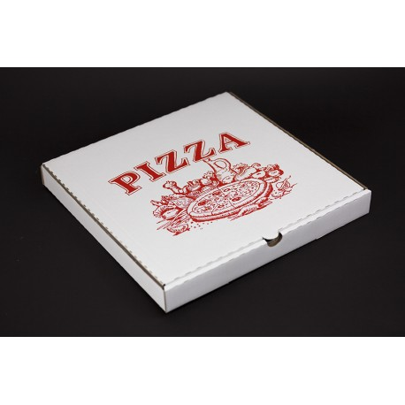 Pudełko na pizzę 320x320x40mm