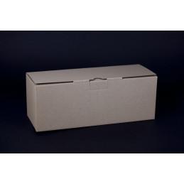 Pudełko na toner 295x110x110 brązowe