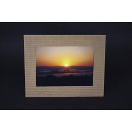 Ramka  tekturowa na zdjęcia 21x15cm