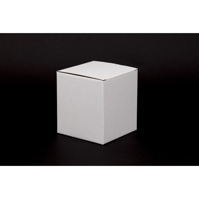 Opakowanie na kubek - białe 10x10x12cm