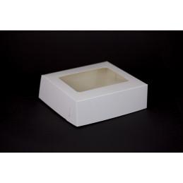 Pudełko na ciastka 20x20x6,5cm