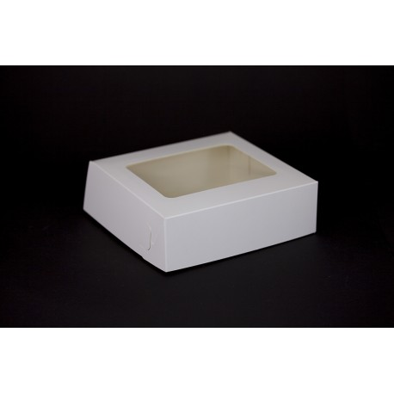 Pudełko ciastka 20x20x6,5cm