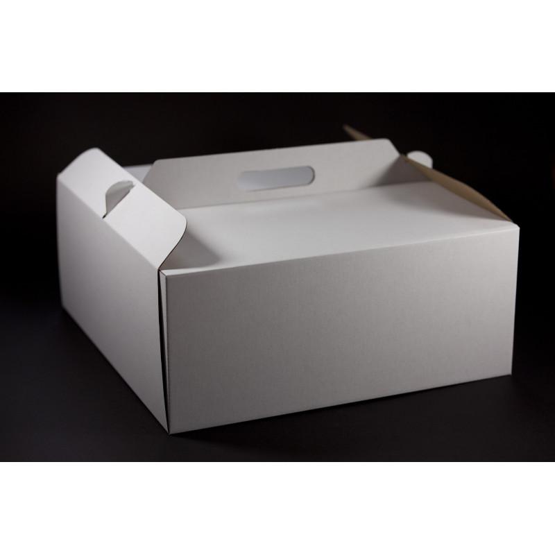 Pudełko na tort 350x350x150