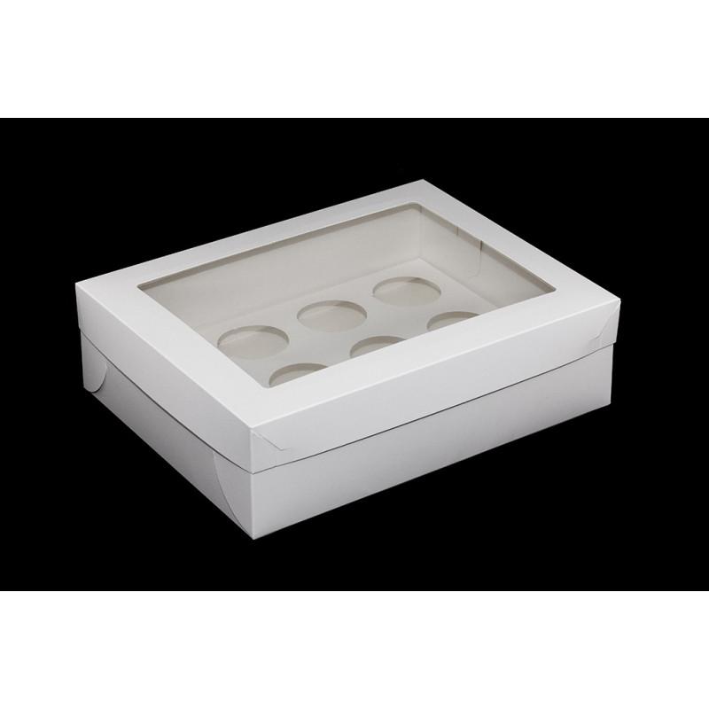 Opakowanie muffiny 12-sztukowe