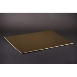 Złote podkłady pod torty i ciasta wymiar 53x44cm