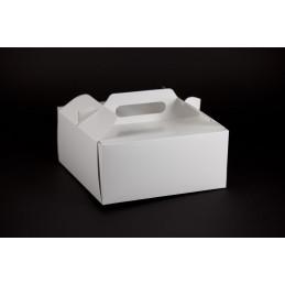 Pudełko na ciastka i torty 200x200x90